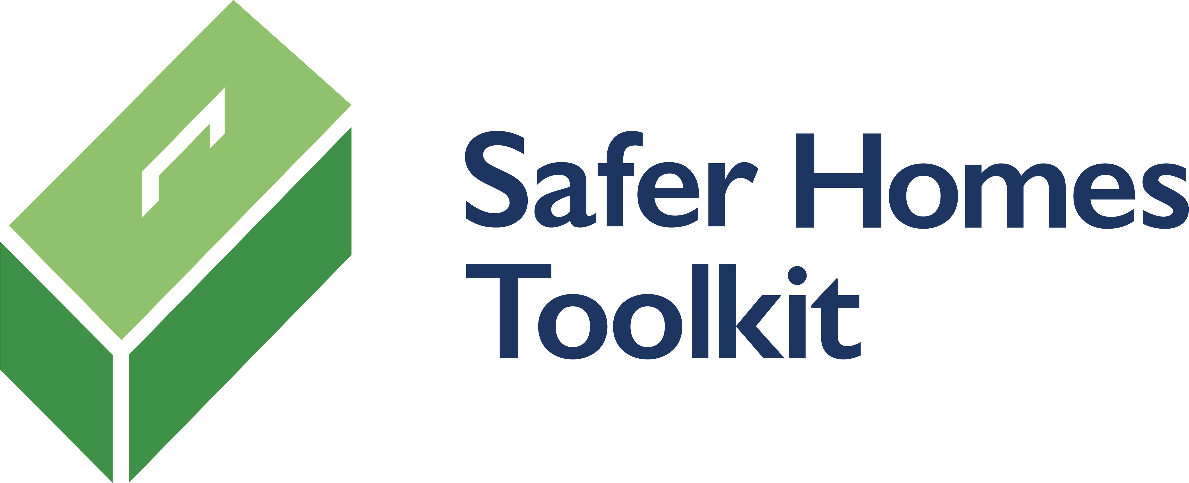 Safer Homes Toolkit Logo